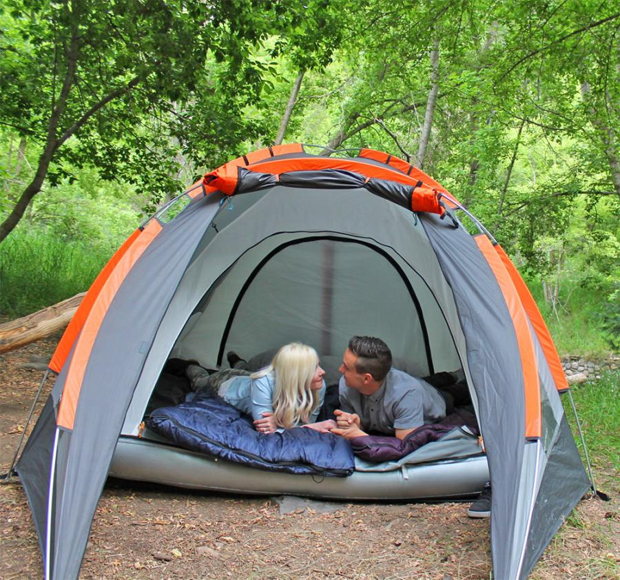 buying tents online